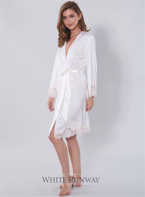 298 best Bridal Robes images on Pinterest   Bridal robes
