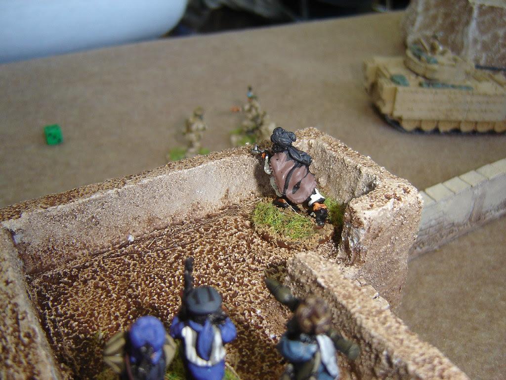 Anti-Tank team takes aim