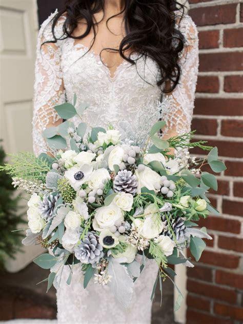 Christmas y Romantic Wedding · Allium Floral Design