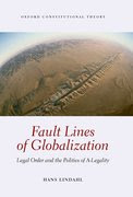 Fault Lines of Globalization Legal Order and the Politics of A-Legality