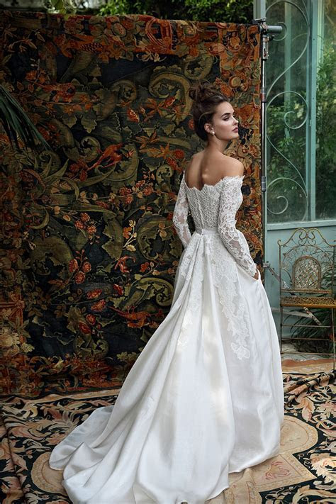 White Bohemian by Lili Hod 2016 Wedding Dresses,Modern