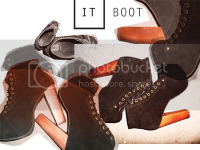Jeffrey Campbell LF It boot