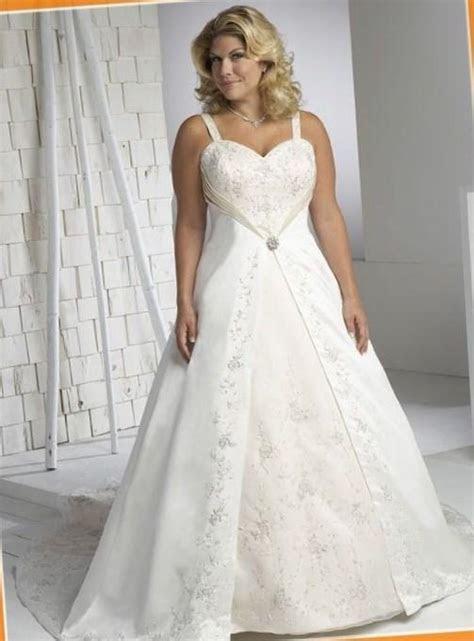 Plus size wedding dress under 100   PlusLook.eu Collection