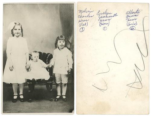 three children and reverse w