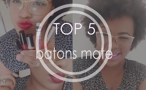 TOP 5 | Batons mate da vida ♥