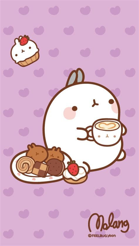 Kawaii Molang Iphone Wallpapers ? kawaiifactor