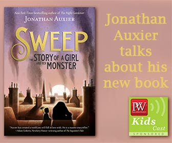 PW KidsCast: A Conversation with Jonathan Auxier