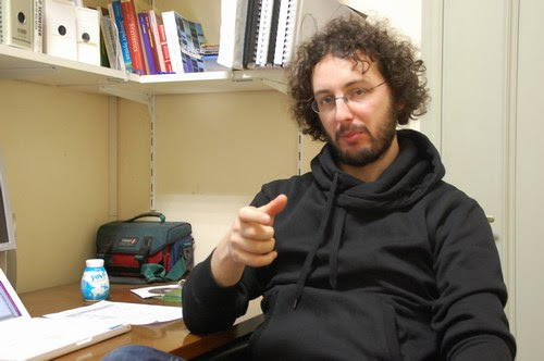 Luca Ducceschi, Italian researcher on Indian languages