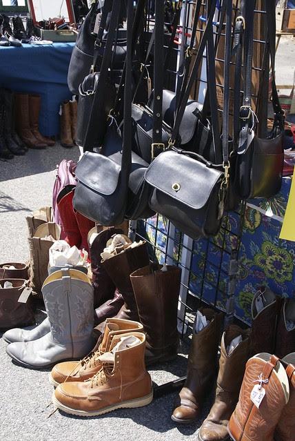 Vintage Shoes & Bags