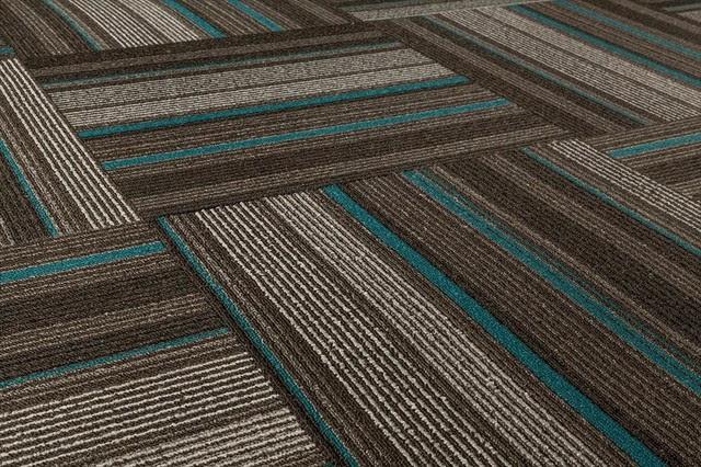 modern carpet tiles