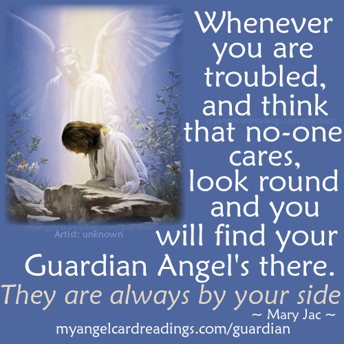 Discover Your Guardian Angel Your Guardian Angels Name Guardian
