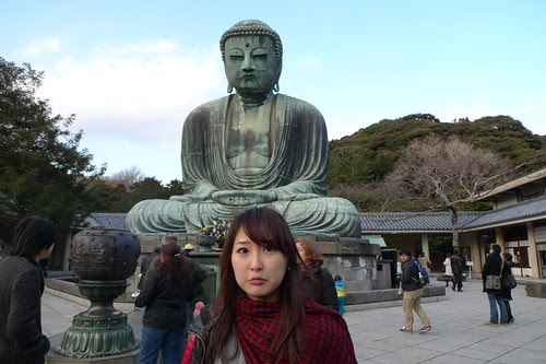 Anna and the Great Buddha