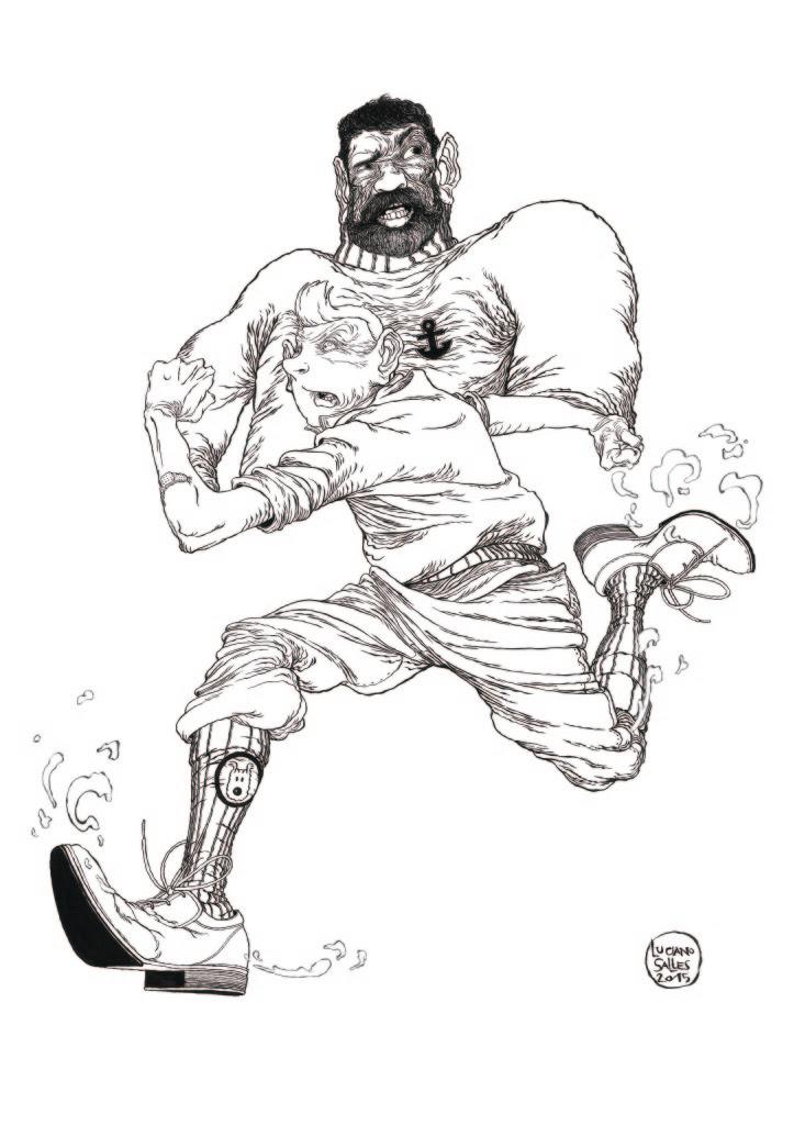 Tintin_Haddock