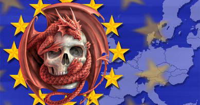 The EU Skull-Dragon