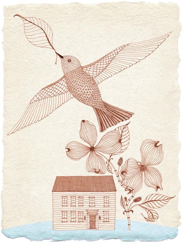 Dogwood Birdhouse
