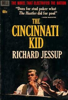 Richard Jessup's 1964 novel, 'The Cincinnati Kid'