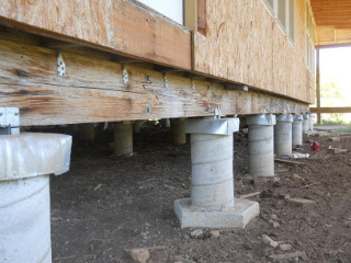 View of More Level Beam