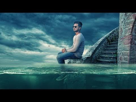 Photoshop Tutorial | Under Water manipulation | Lonely Boy Effects