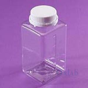 Su Numune şişesi Pet 500 Ml Boş 100cye Dayanıklı Gama Steril
