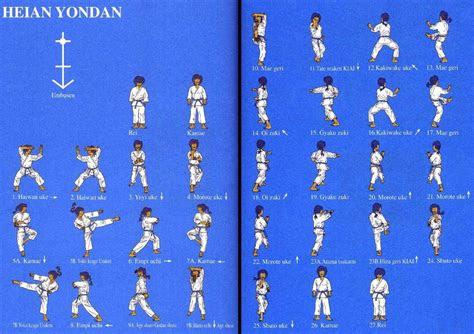 kata heian yodan learning karate  home