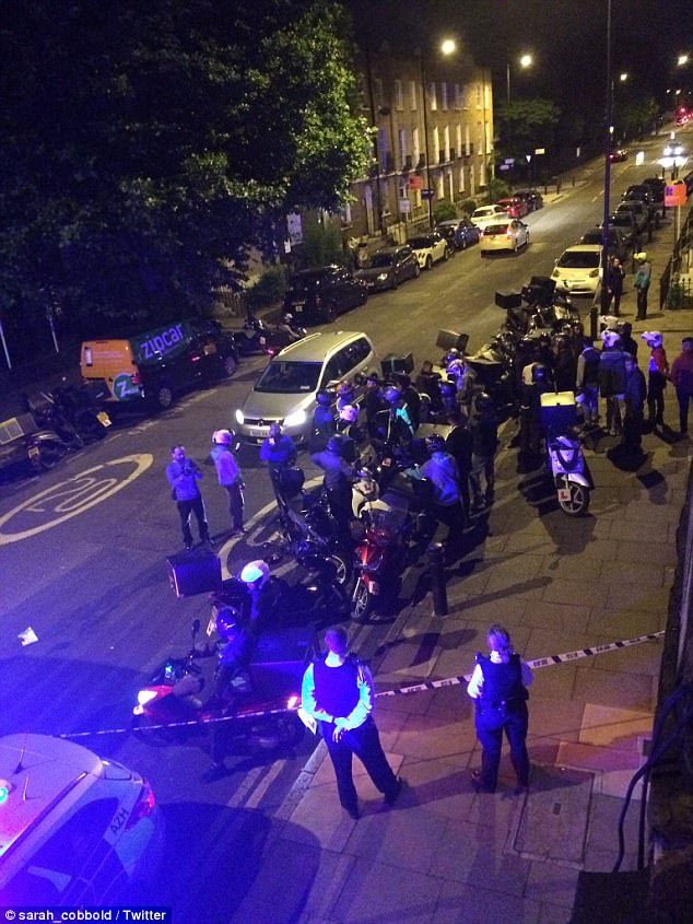 Two men on a moped carried out five acid attacks in a 90-minute period in London on Thursday night, leaving one victim with life-changing injuries on Hackney Road junction with Queensbridge Road,