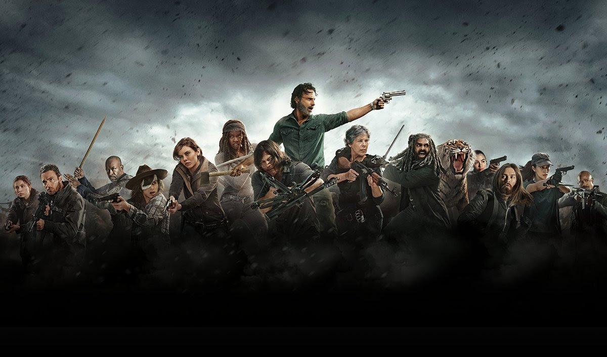 Resultado de imagem para The Walking Dead season 8 posters