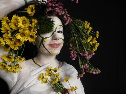 Kandi Kane session for Ashley Hazelton art exhibit, Shreveport by trudeau
