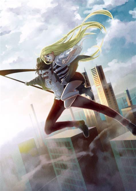 pin  natalie saville   love angel  death anime