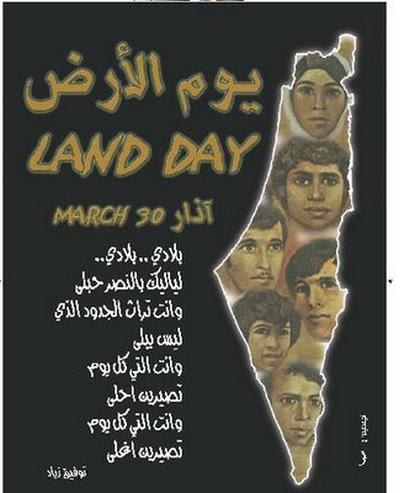 Youm Al-Ard, Land Day