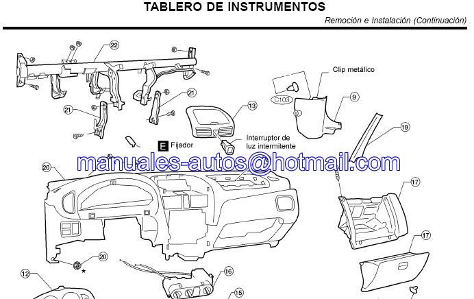 manual de mecanica taller automotriz nissan  manual de