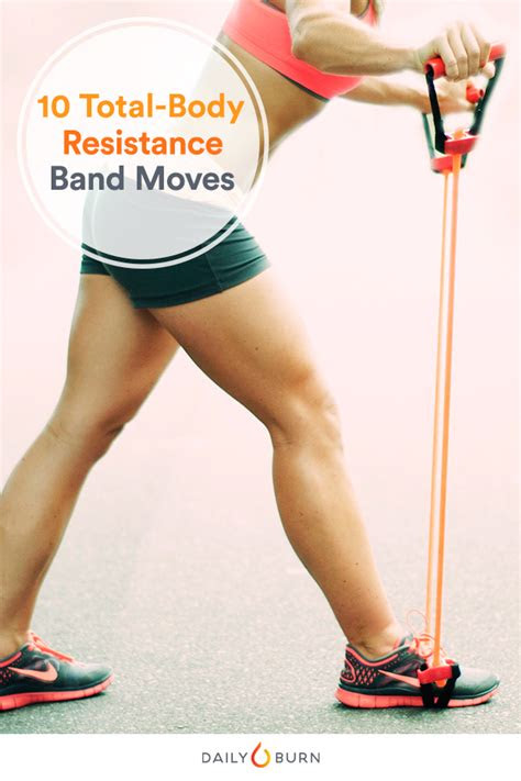 resistance band exercises  build total body strength