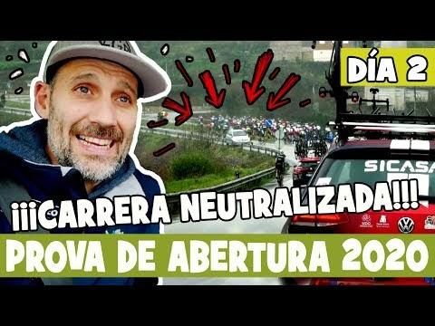 ¡CARRERA NEUTRALIZADA! Prova de Abertura 2020 con el ALUMINIOS CORTIZO - Alfonso Blanco