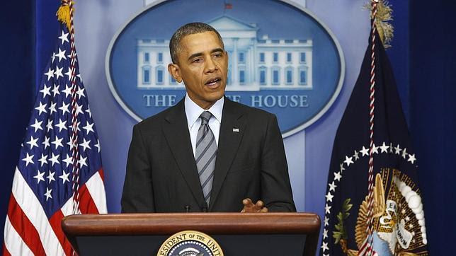 Obama: «Un referéndum en Crimea violaría el derecho internacional»