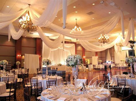 Draping   Wedding Decor Toronto Rachel A. Clingen Wedding