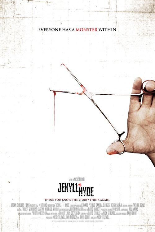 Risultati immagini per jekyll + hyde movie poster