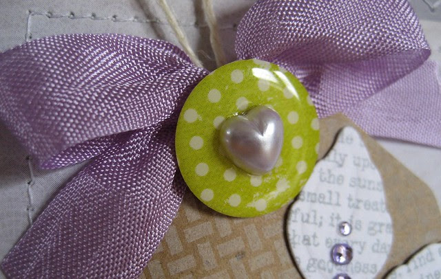 JUST FOR YOU BUTTON & BOW