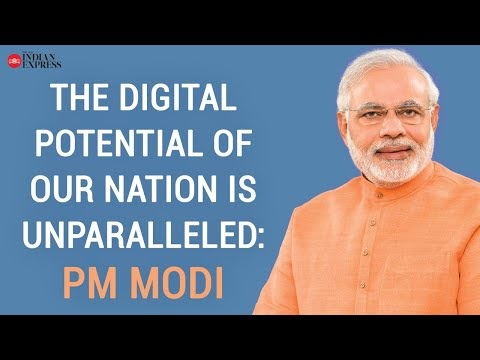 The digital potential of our nation is unparalleled, says PM Modi