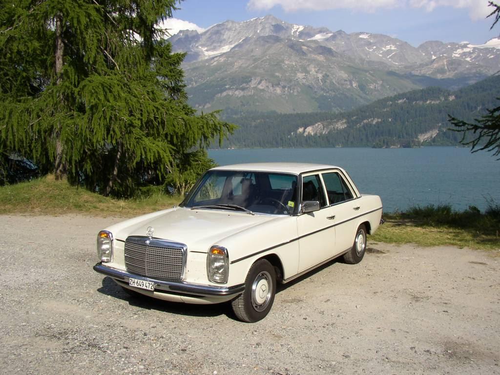 1974 Mercedes-Benz 230.6 «/8» (W114)