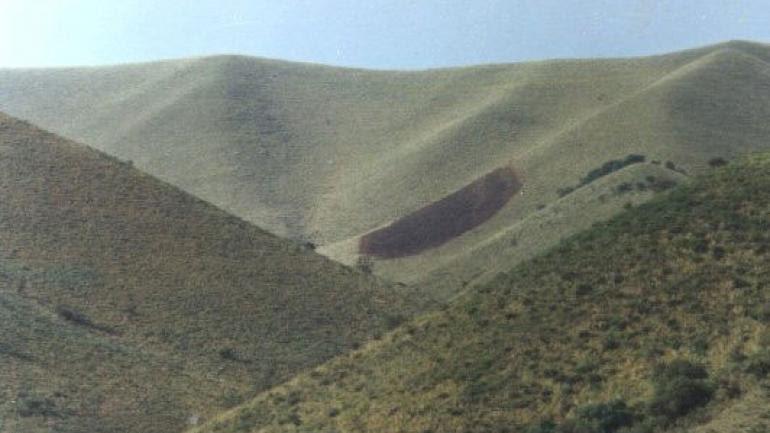 Cerro Uritorco. Capilla del Monte es visitado por miles de personas de todo el mundo en busca de experiencias trascendentales, ufológicas o espirituales. (Archivo/ Ricardo Sisti)