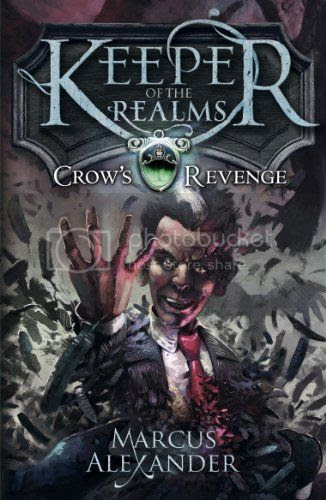 keeper of the realms: crow's revenge by marcus alexander