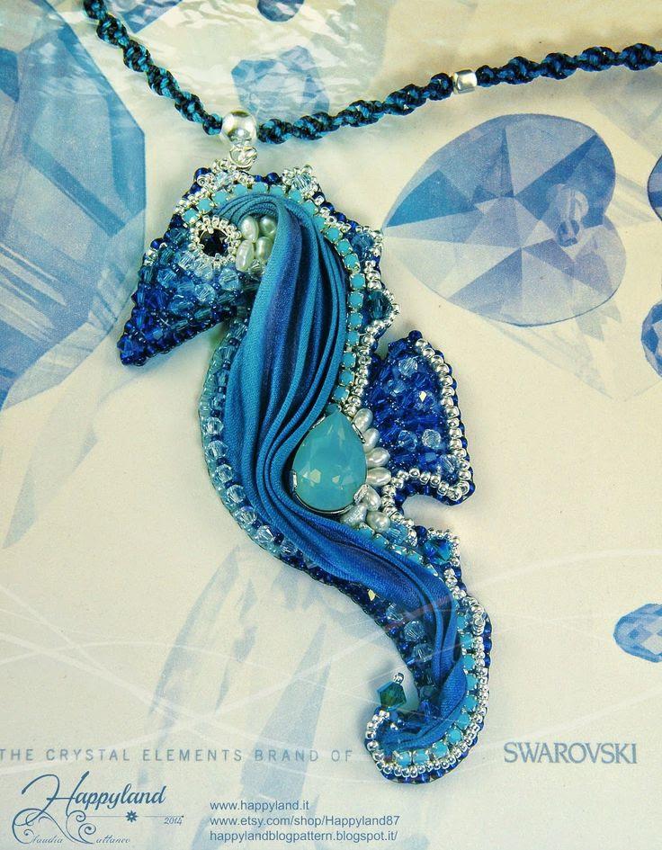 Le gioie di Happyland: Shibori Seahorse
