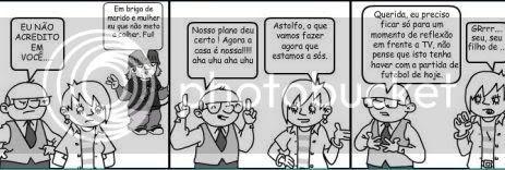 Gerador de Tiras
