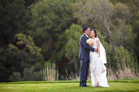 Golf Course Wedding with Tea Ceremony in San Jose, CA