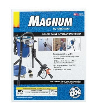 Graco Paint Sprayers  Buy Graco Magnum Dx Paint Sprayer (232735) On Deals ef382640d77