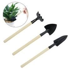 3pc gardening tools bonsai Mini garden  Plant potted flowers