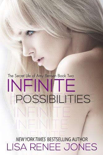 Infinite Possibilities (Contemporary New Adult) (The Secret Life of Amy Bensen) by Lisa Renee Jones