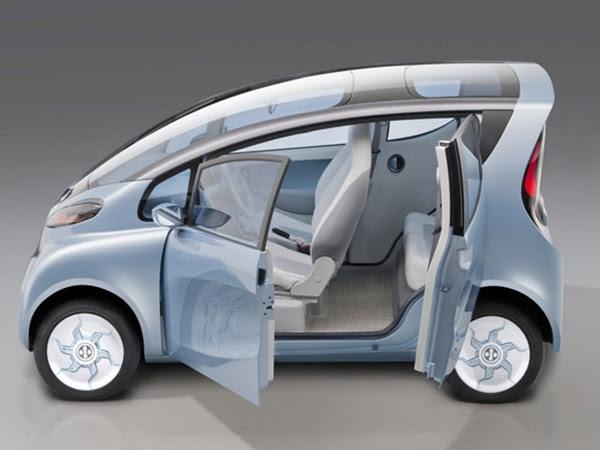 Tata eMo Electric Car