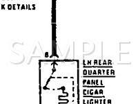 1990 Cadillac Deville Wiring Diagram