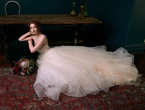 Wedding Societe 2019 Trunk Show ? Raffaele Ciuca Bridal