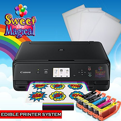 Edible Printer Bundle Canon Wirelessall In One Edible Ink